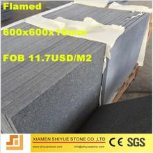 Flamed Granite G654