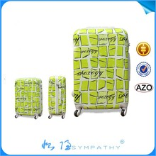 travel bag trolley abs pc trave luggage cases travel bag trolley