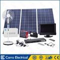 Carro eléctrico 12v 300w energía solar home system ces-12100