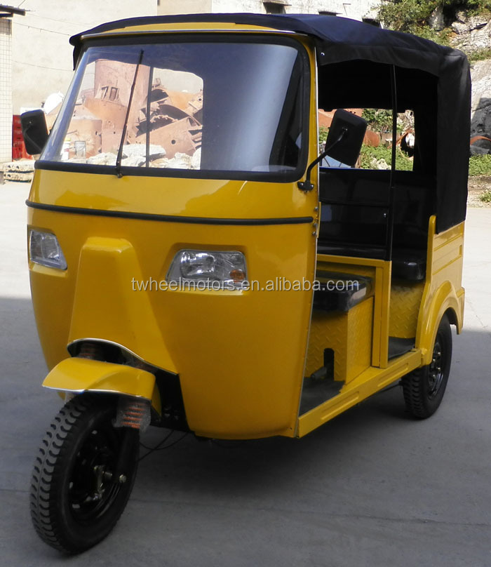 250cc water-cooled passenger tricycle TW200ZH-3B, tuktuk Tricycle, Three wheel motorcycle, Twheelmotors