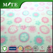 cotton fleece fabric printing