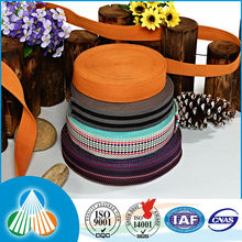 jacquard woven pattern band tape pp webbing