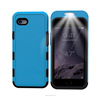 LED Front-facing camera selfie phone case PC + TPU Combo Case for Iphone 6S