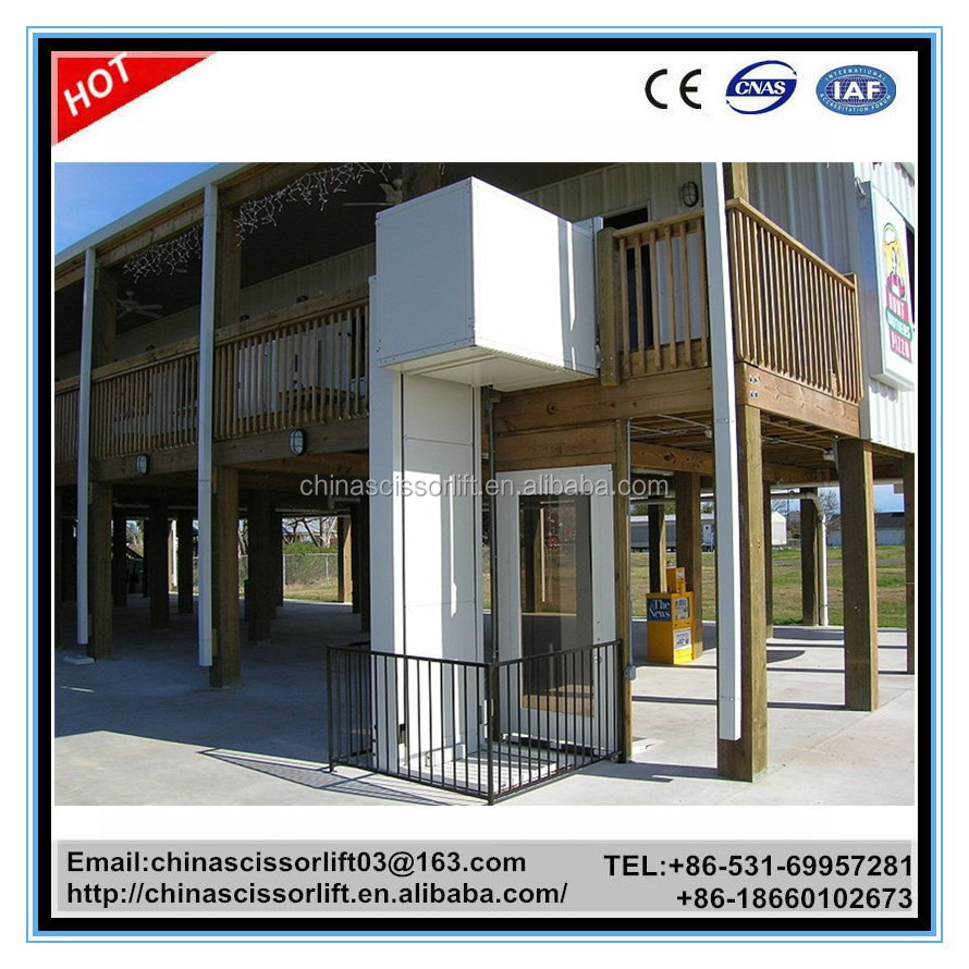 4m small elevators for homes cheap residential lift for Cheap home elevators