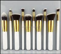 YASHI Online wholesales Kabuki 10pcs Beauty Need Makeup Kabuki Brush for UK and USA Market