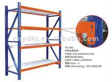 Furniture warehouse storage rack