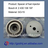 Bosch Injector Spacer,offer Bosch Spacer for Fuel injector,and other fuel injector parts:Pin,Spring,Shim