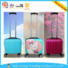 promotional gifts ABS 16'' 18'' 20'' mini trolley suitcase