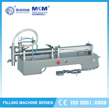 2015 Table-top semi auto filler machine for liquid DYF60 DF