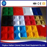 Decorative material 3D panel , emerging market 3d wall panel