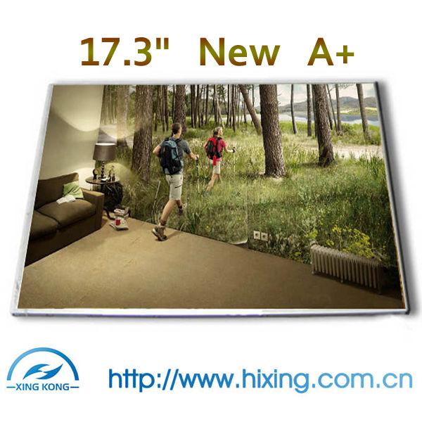 ブランドの新しいltn173kt01ltn173kt0217.3インチのled表示画面1600x900hd
