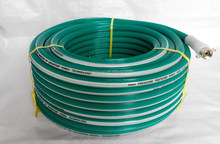Seamless Woven High Pressure Hose with Visible Window