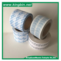 Good gas permeability packaging paper