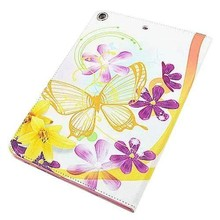 Good Quality Colorful PU Leather Flip Case for iPad 6 Air2