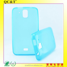 Factory Wholesale inner scrub Soft TPU Case Skin Cover For Huawei Y360