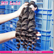 popular can be dyed cheap human hair bundles custom tag cheap remy hair online