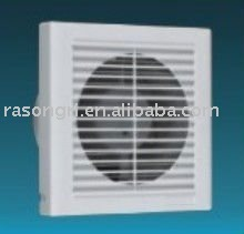 srl11a de plástico de vidrio montada ventilador de escape