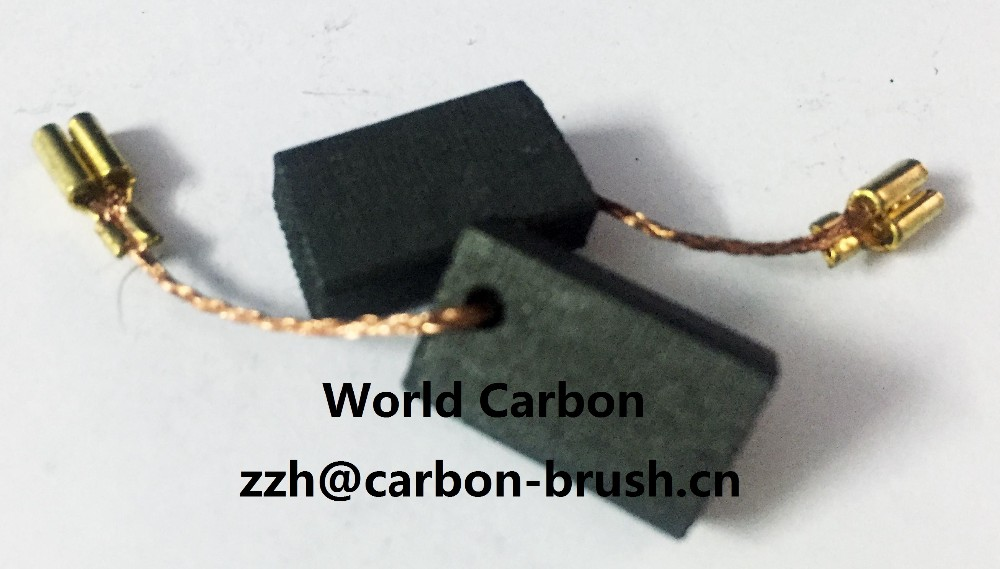 carbon brushes for starters