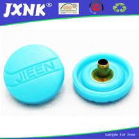 wholesale big plastic cap snap button for baby clothing