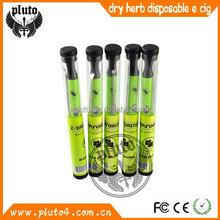 2015 dry herb pen atomizer e cig new disposable wax vaporizer pen, disposable dry herb/wax vaporizer pen e cig