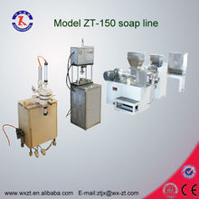 150kg/h small-scale soap machines-newly developed soap equipment(CE certified)