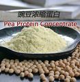 Orgânica de proteína de ervilha concentrado 80%