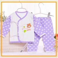 0-1 year old organic cotton handmade baby sweater GB013