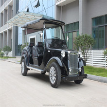 6 seats cheap electric golf car for golf courses