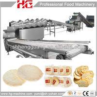 2013 Prawn Flavour Rice Cracker Production Line