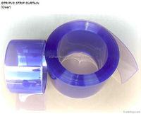 ZIZHAO Plastic reflective sheet roll Strip Curtain