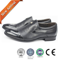 Men leather dress shoes/leather men shoes/China leather shoe factory