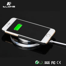 charging adapter high efficiency universal power qi wireless charger for mobile phone iphone 6 plus unlocked samsung s6 DLONS