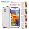 Sublimation 3D 2 in 1 PC TPU Case for Samsung Galaxy S5