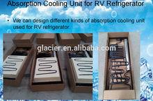 J-300 la absorción de amoniaco unidad de refrigeración/refrigerador con núcleo r717