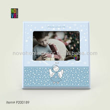 MDF PHOTO FRAME WITH BABY BOY CUTE SILKSCREEN SUBJECT