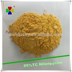 Flea Killer Nitenpyram Powder 95%TC for Dogs & Cats 150824-48-8