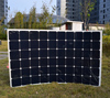 180W Factory Price Flexible Solar Panel for Motorhomes