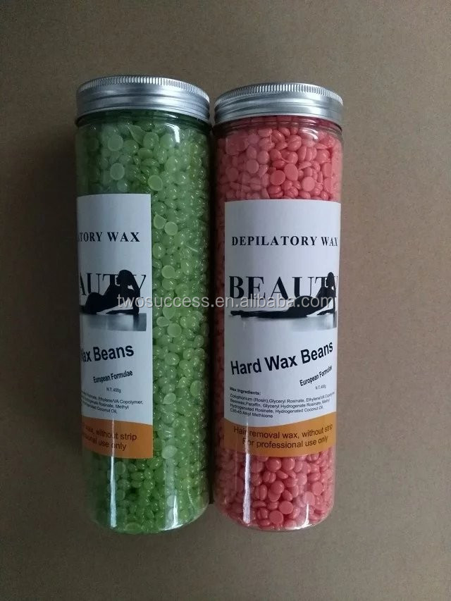 Wholesale Hair Removal Depilatory Hard Wax Beans