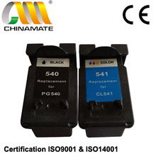 Remanufactured for PG540 CL541 ink cartridge