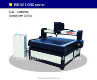 G.weike wood machine cnc router wk1313