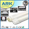 China cheap price DLC listed 18w 4ft tube8 led light tube UL