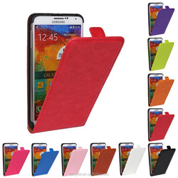 Retro Book Luxury PU Leather Case For Samsung Galaxy Note 3 III N9000 N9005 Flip vertical Leather Cover Case For NOTE 3