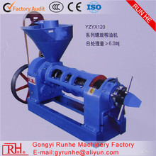 (Tel No.+86-64312428)biggest oil machine cotton seed oil mill machine for India market