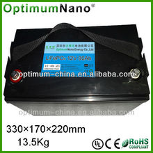 Hot Lifepo4 battery pack 12V 80ah for solar energy storage, UPS