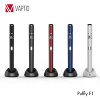 Philippines vaporizer pen Puffly F1 dry herb smoking clearomizer