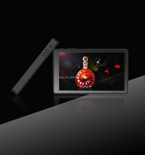wholesale LCD monitor for playing video in loop wearable advisement player player video