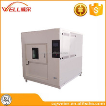 Military Standard Electronic Thermal Shock Hot and Cold Impact Chamber