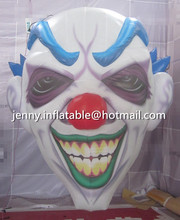 2015 new halloween inflatable ghost mask