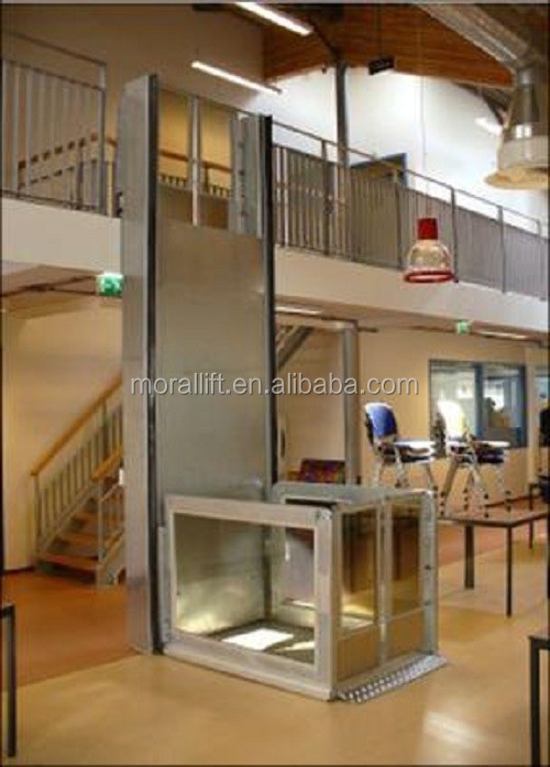 Wheelchair hydraulic used elevators for sale handicapped Homes with elevators for sale