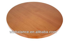 Round Wood Table Top